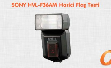 Sony HVL-F36AM