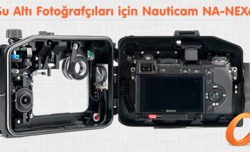 Su Altı Fotoğrafçıları için Nauticam NA-NEX6