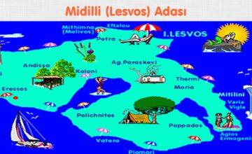 Midilli (Lesvos) Adası – Deniz Mert İÇÖZ