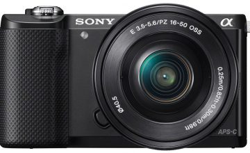 Sony ILCE-5000 (A5000) ISO Performans Testi