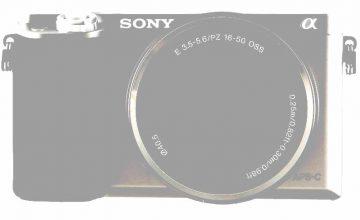 Sony A6100 Nisanda Duyuruluyor