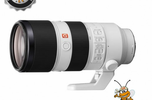 Sony FE 70-200mm F2.8 GM OSS Telefoto Zoom