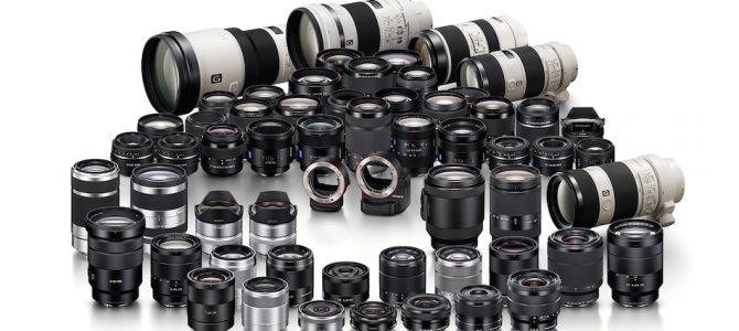 Sony Lensleri Hakkında Temel Bilgi