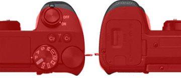 Sony A6500 – A6300 Boyut Karşılaştırması