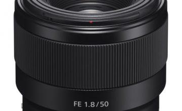 2017 de Sony'den Uygun Fiyatlı 85mm Full Frame Lens Geliyor