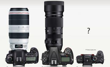 Sony Yakında 100-400 FE G Serisi Lensinin Duyurusunu Yapacak
