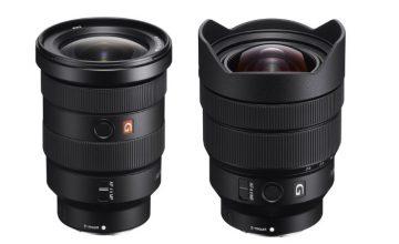 Sony'den İki Yeni Full Frame Lens Duyurusu 1635G F2.8 Master ve 1224 F4 G