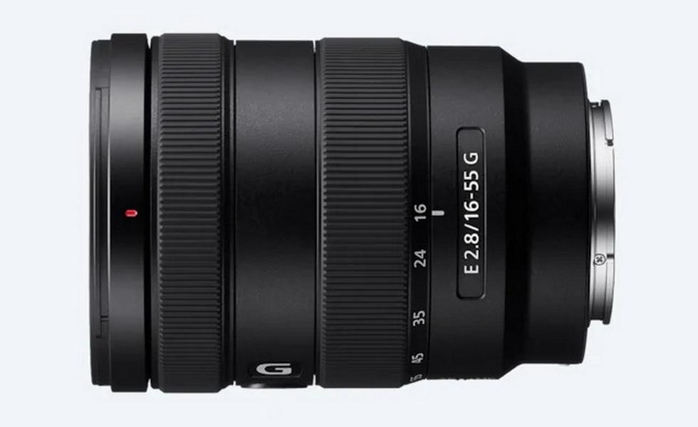 Beklenen Lens Tanıtıldı: Sony E 16-55 f2.8 G